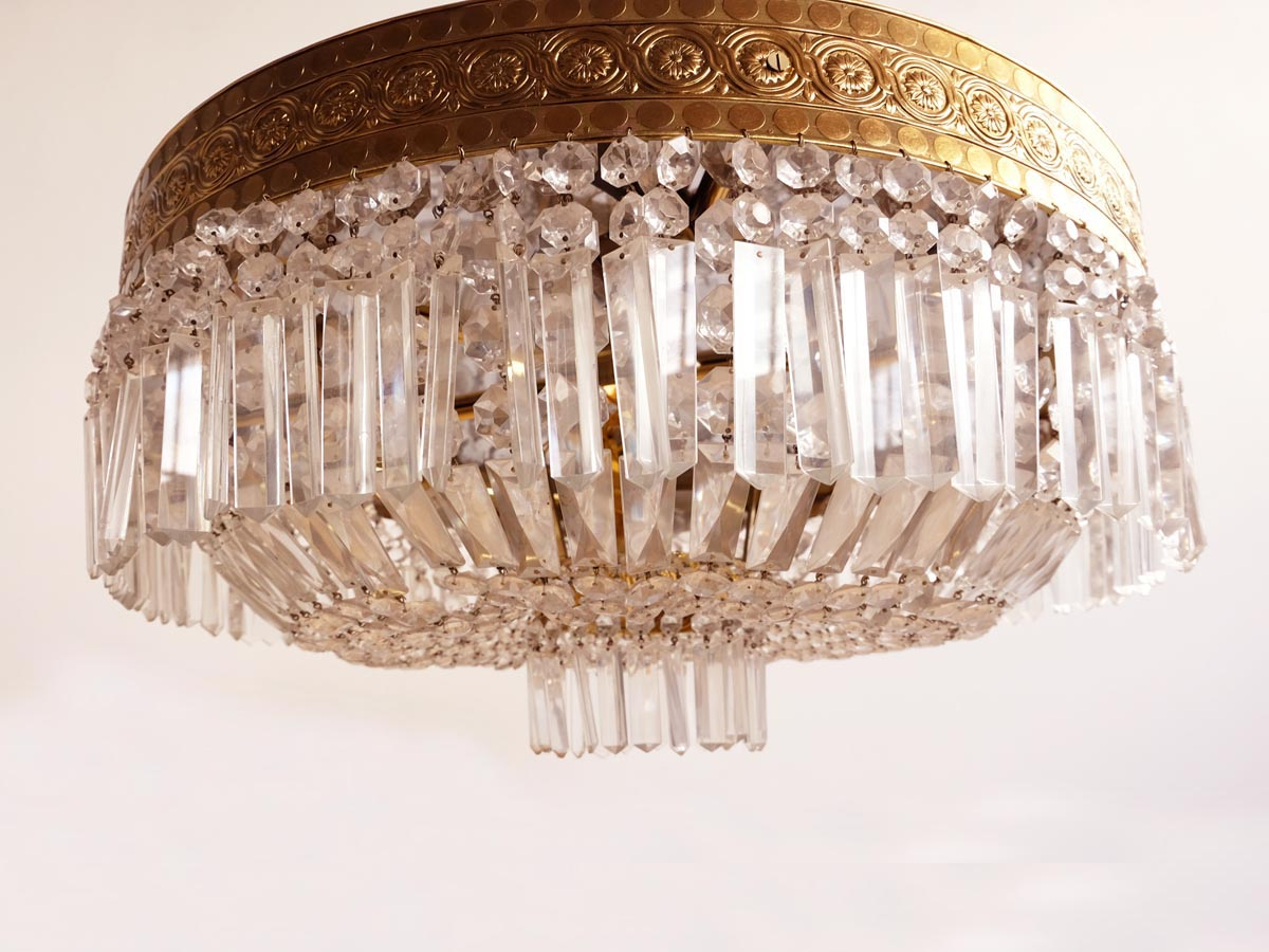 Huge Decorative Chandelier