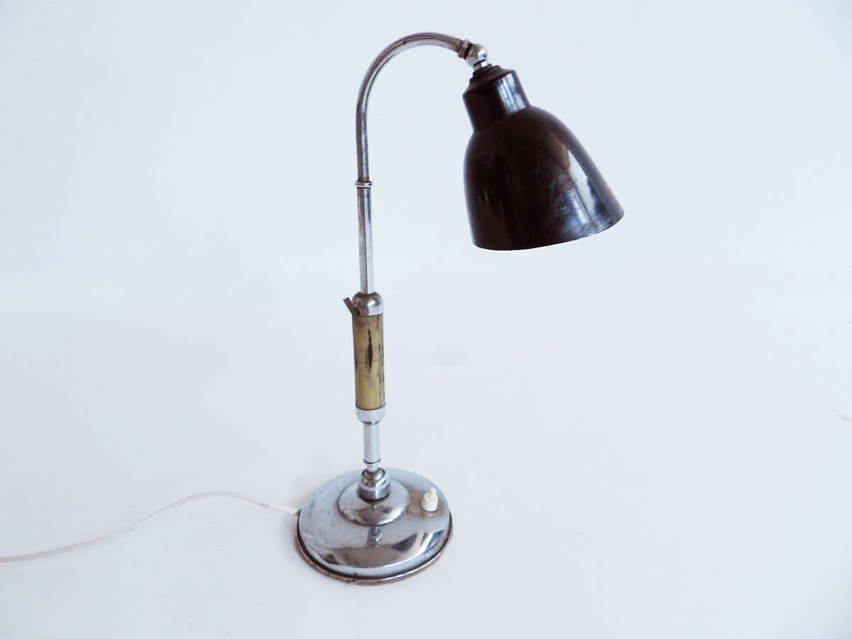 1930 Adjustable table lamp