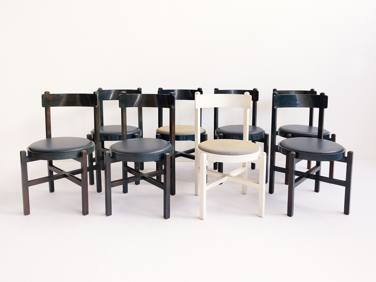 8 Architectural Chairs