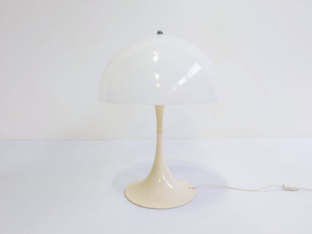 2 Tables lamp mod. Panthella