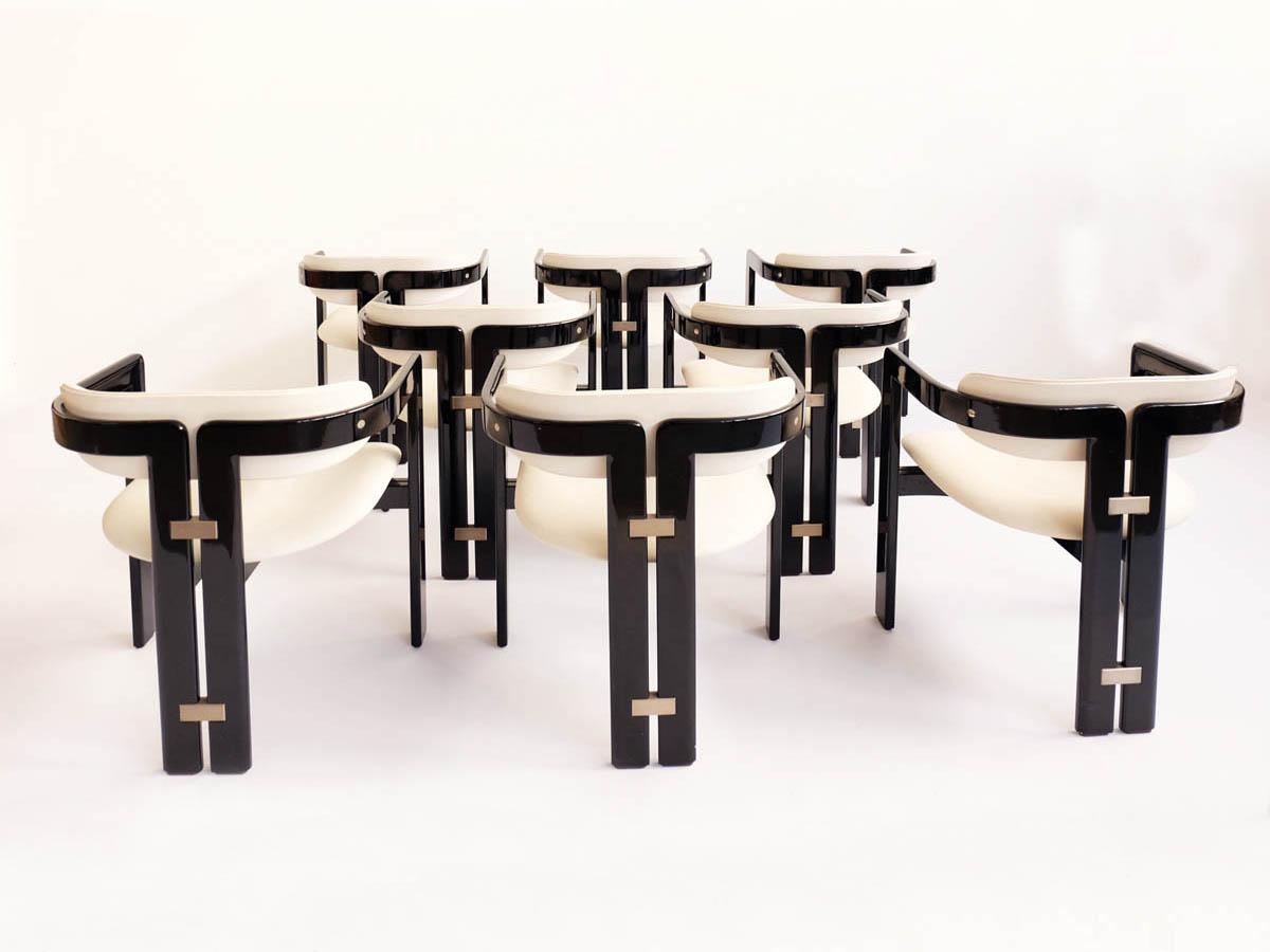 8 Chairs mod. Pamplona