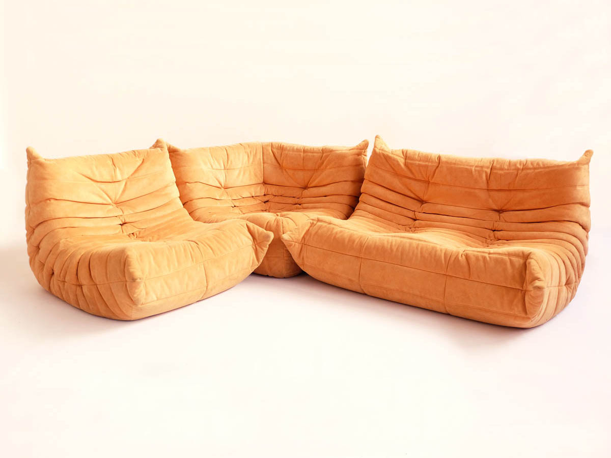 Modular sofa or armchairs Togo