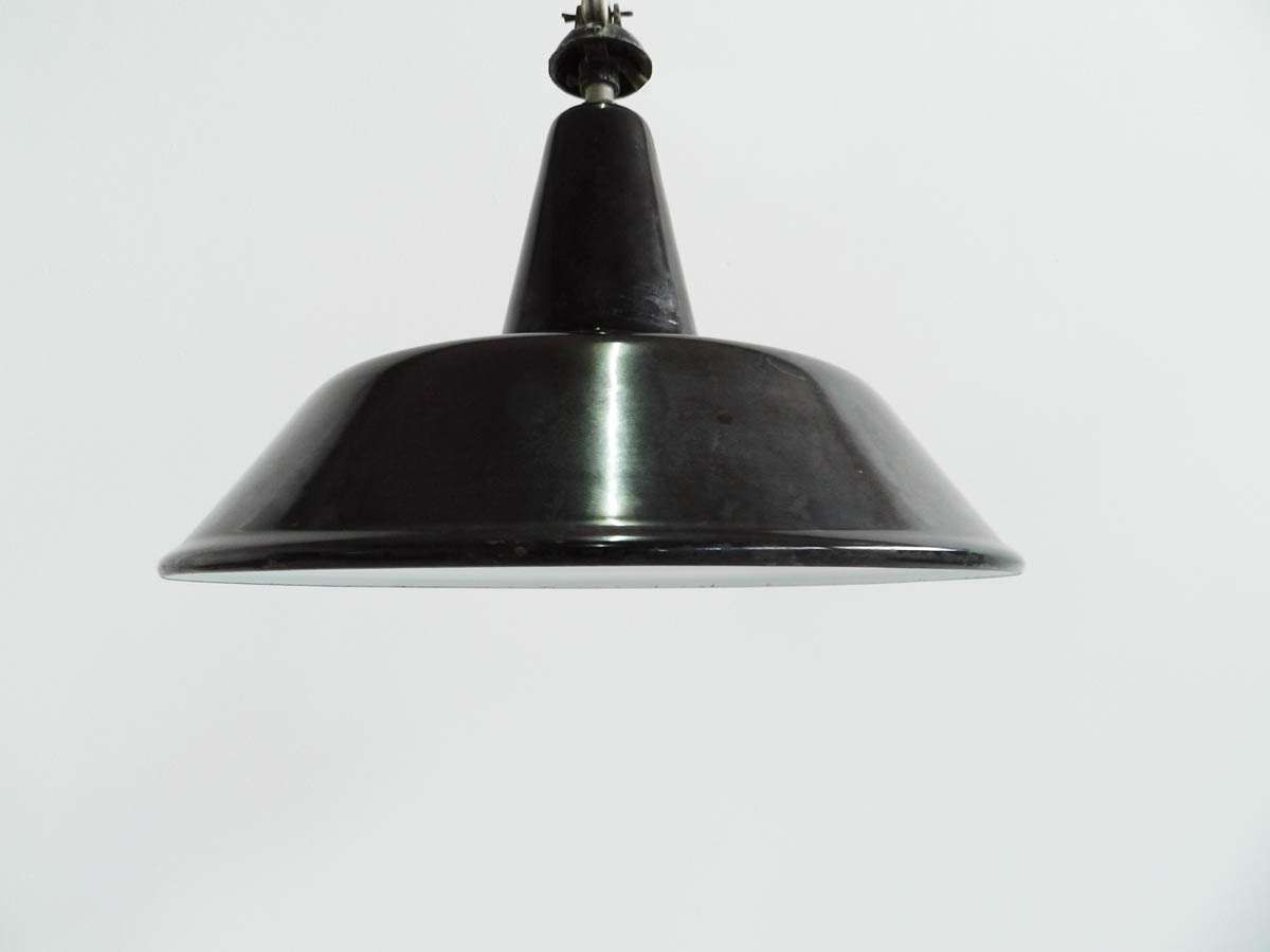 8 Industrial hanging lamps
