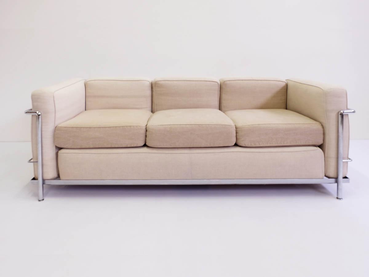 Cassina sofa mod. LC2