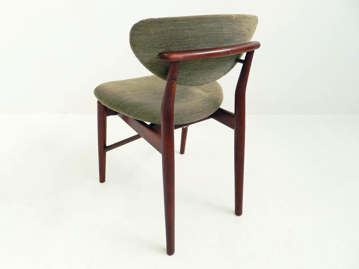 4 Chairs mod. 108, Denmark