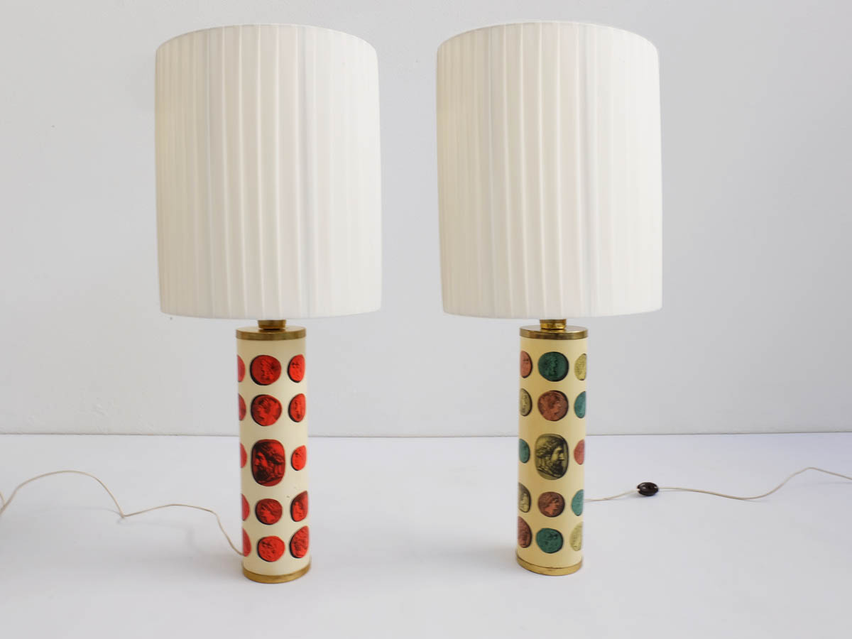 Table lamps mod. Cammei