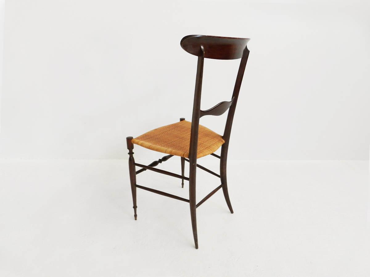 6 Chairs mod. Chiavarina