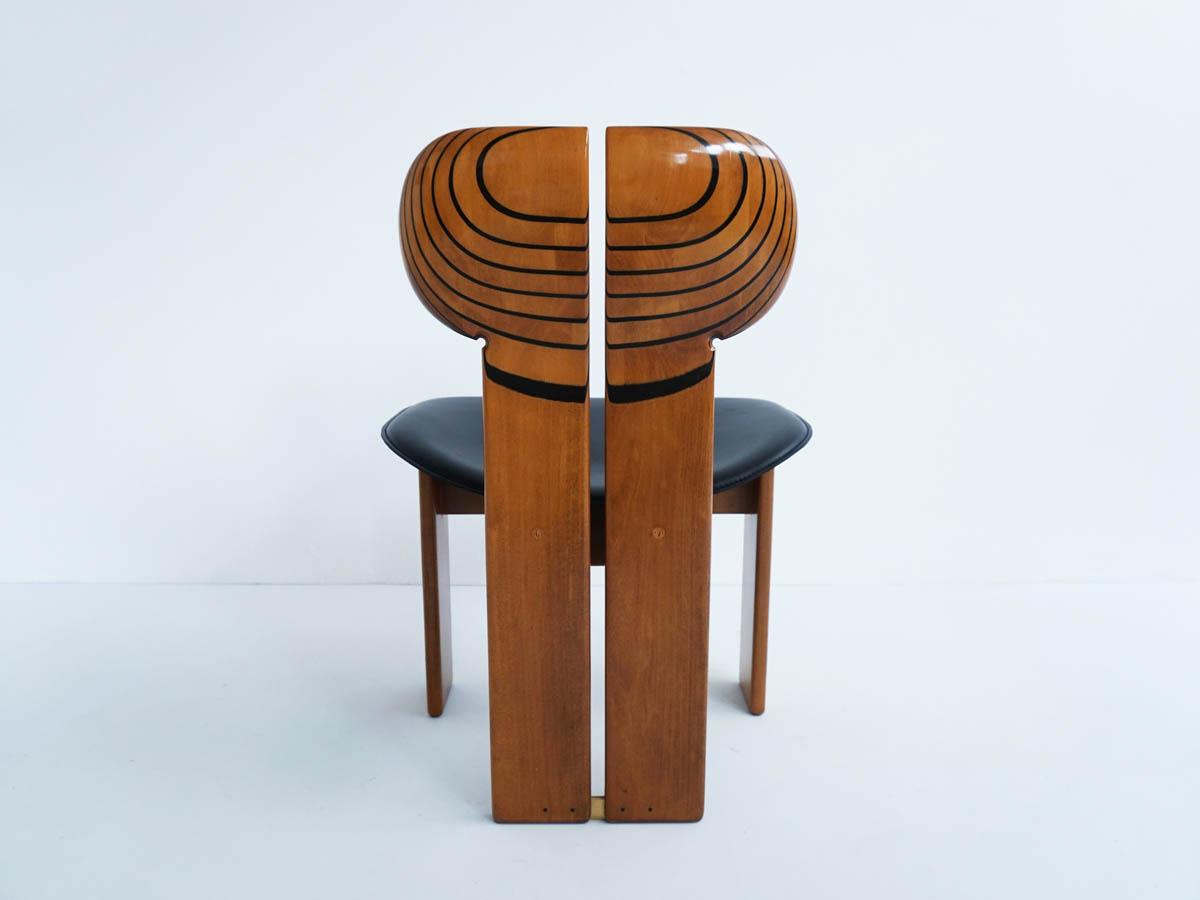 Set of 6 chairs mod. Artona