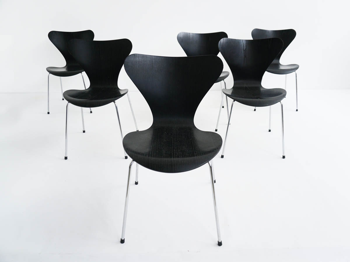 6 Chairs mod. Series 7