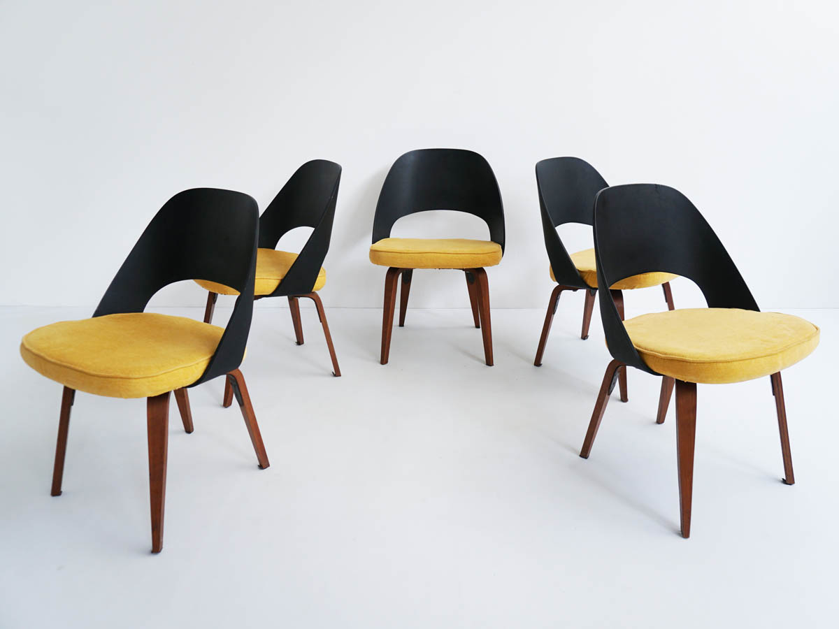 Set of 5 Executive Chairs