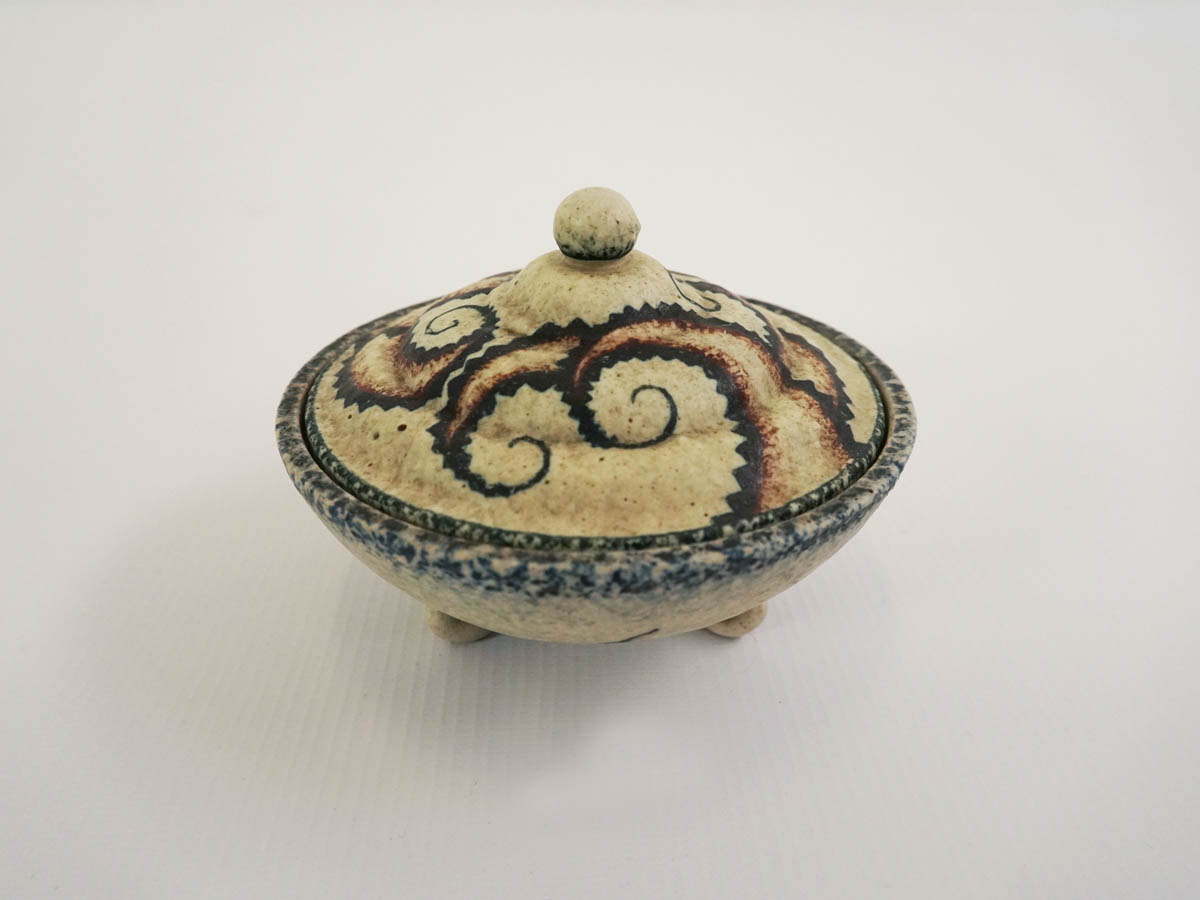 Small octopus bowl
