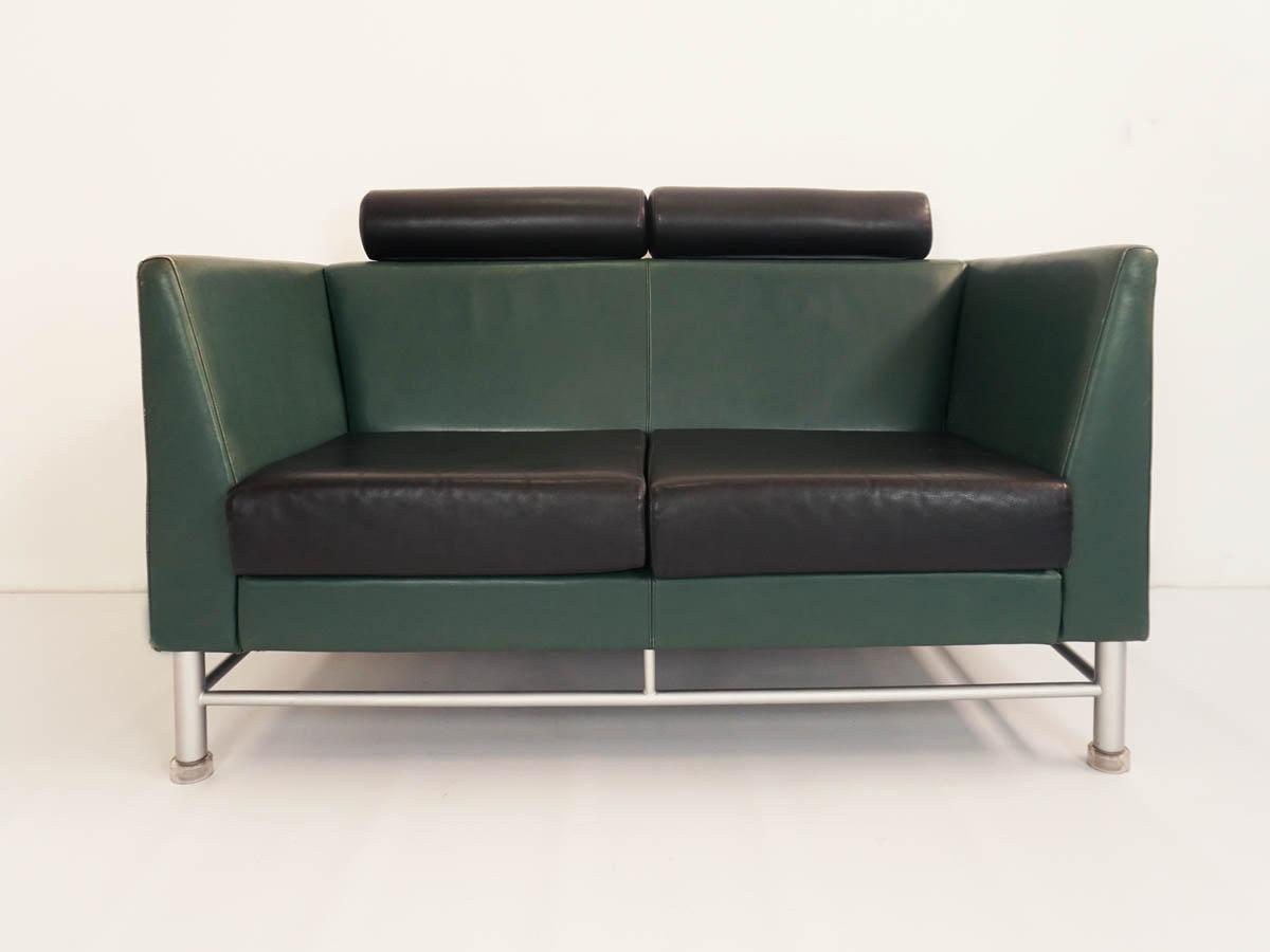 Patina leather two seats mod. Eastside