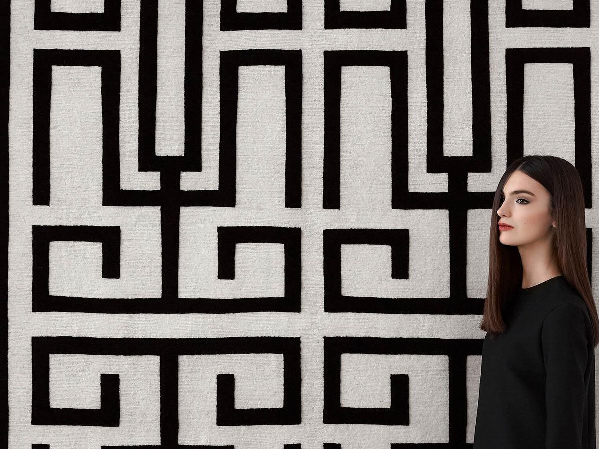 Carpet mod. Labirinto
