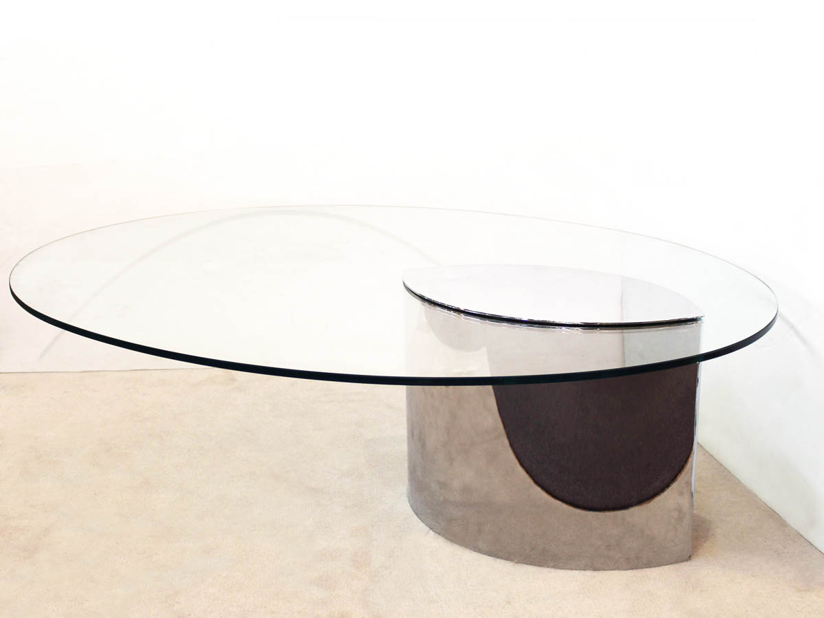 Low coffee table mod. Lunario
