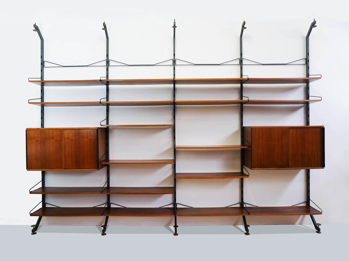 System bookcase mod. Urio