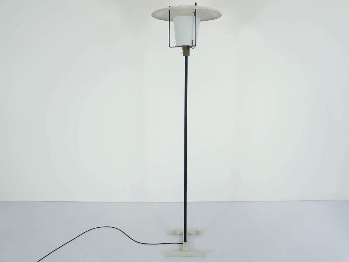 Floor lantern lamp