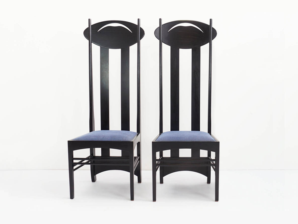 2 Argyle Chairs
