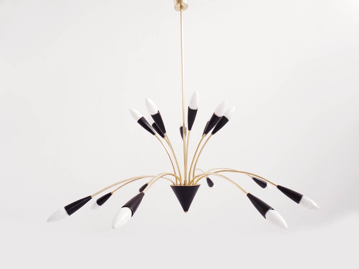 16 Bulbs chandelier