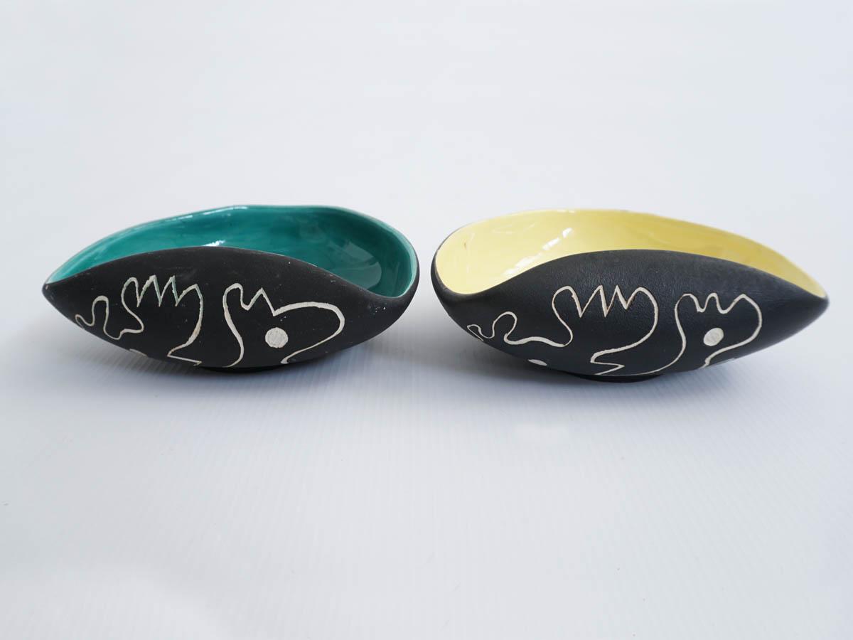 Italian ceramic bowls