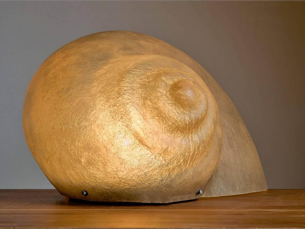 "Magical lamp mod. Snail ""Chiocciolona"""