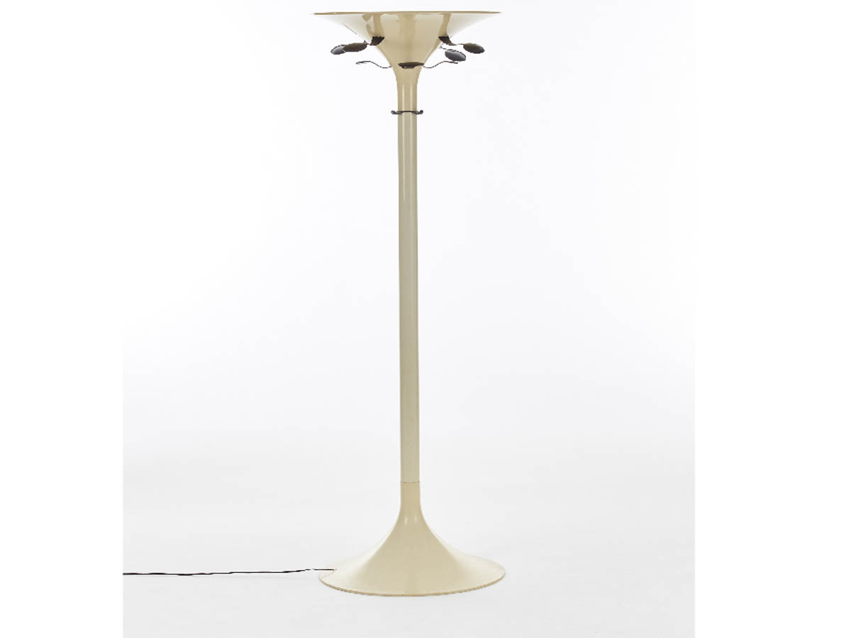 Coat rack lamp mod. 4706