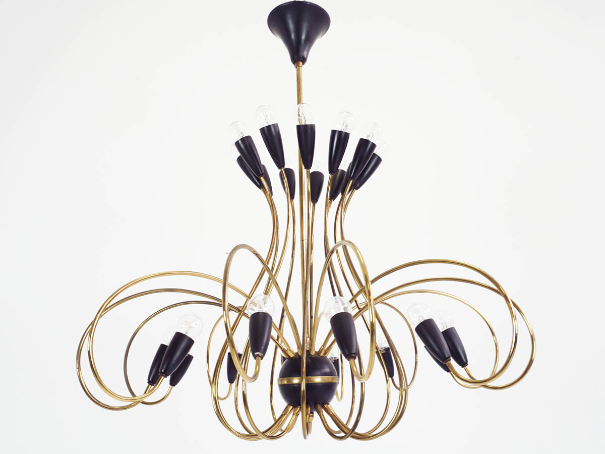 24 Arms chandelier
