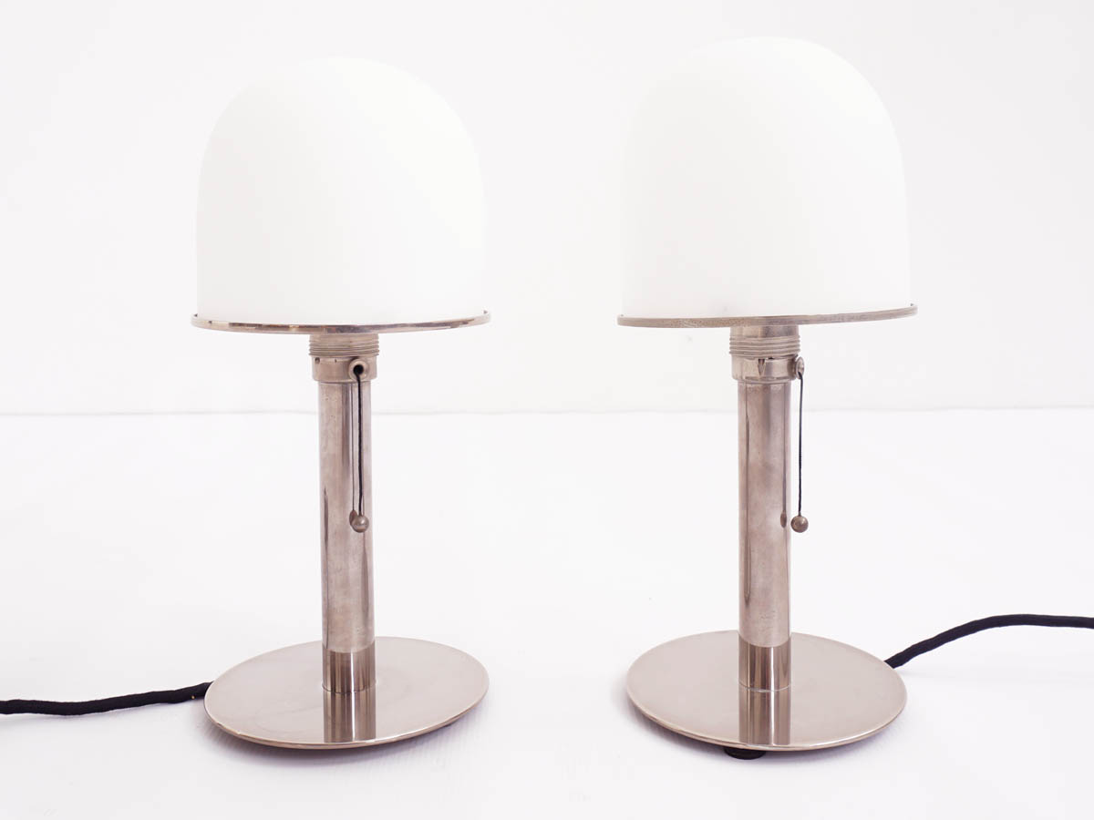 16 Bauhaus Table Lamps