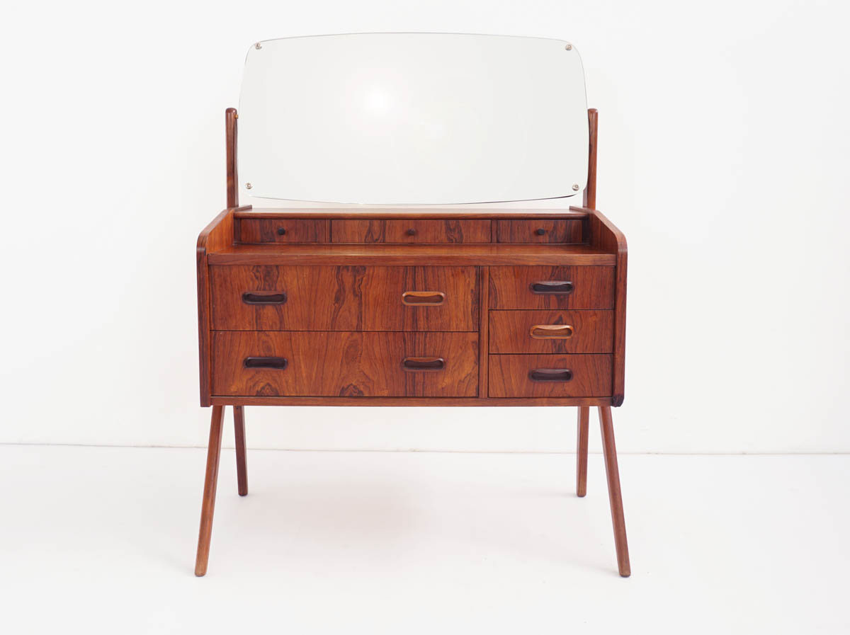 Rosewood Dresser with Mirror
