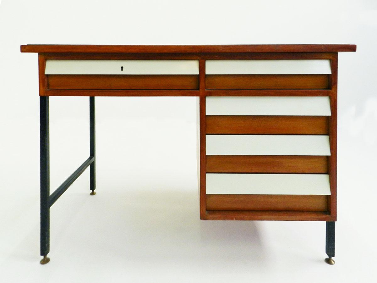 Small Italian 1950 Desk