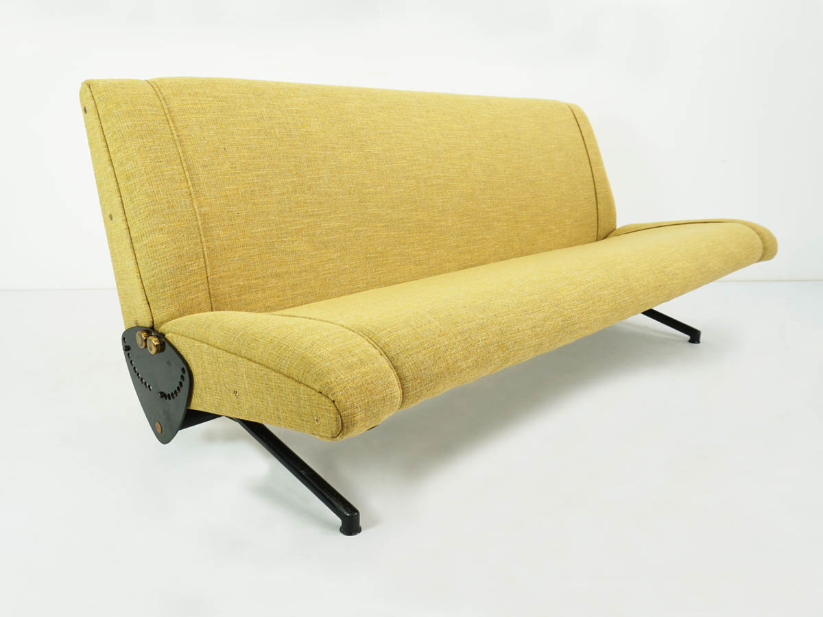 Iconic Sofa convertible in Bed mod. D70