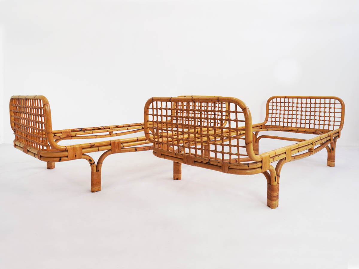 Bamboo Bed or Day Bed