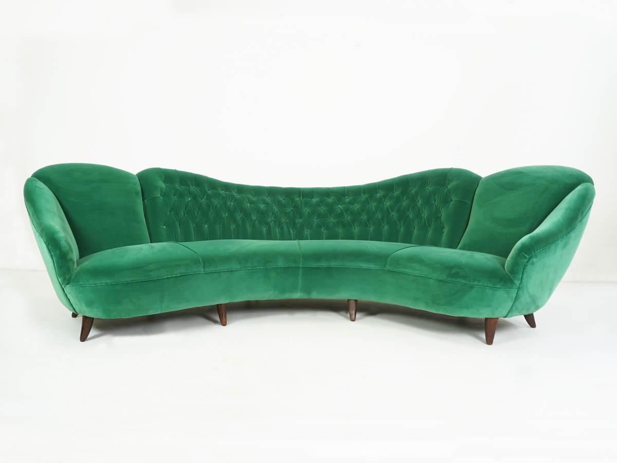 Stunning Large Round Sofa