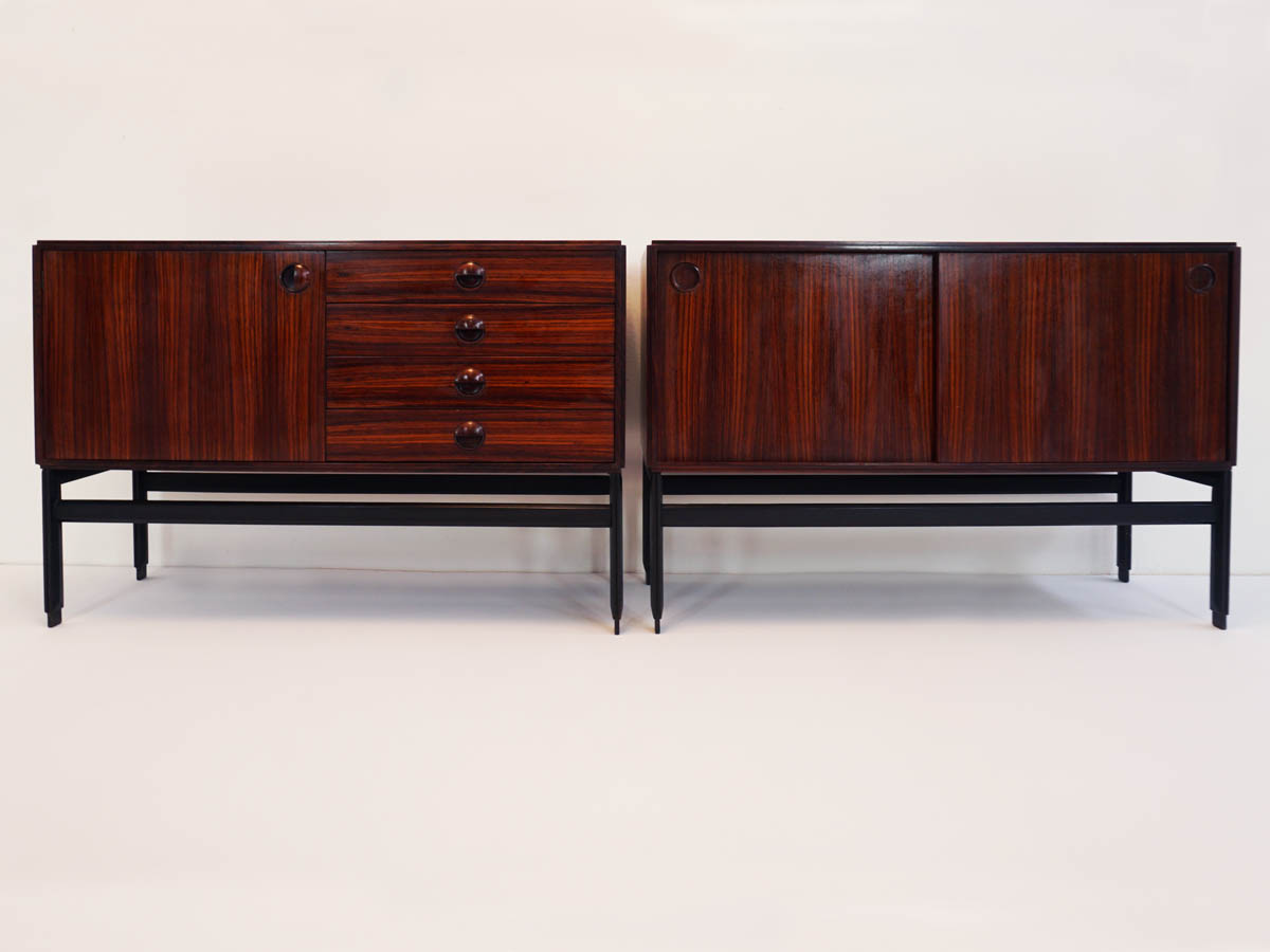 Elegant Rosewood Drawers