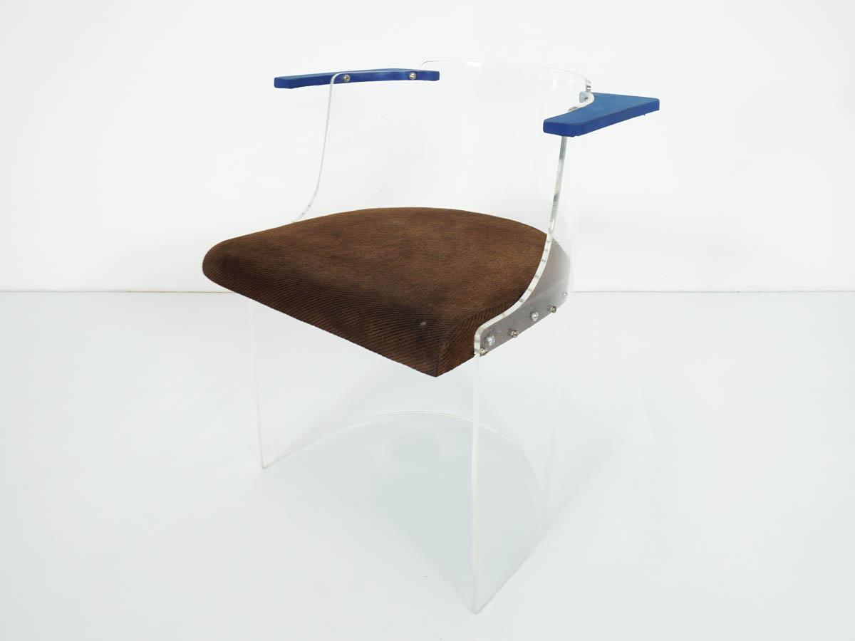 Collector Armchair mod.D61
