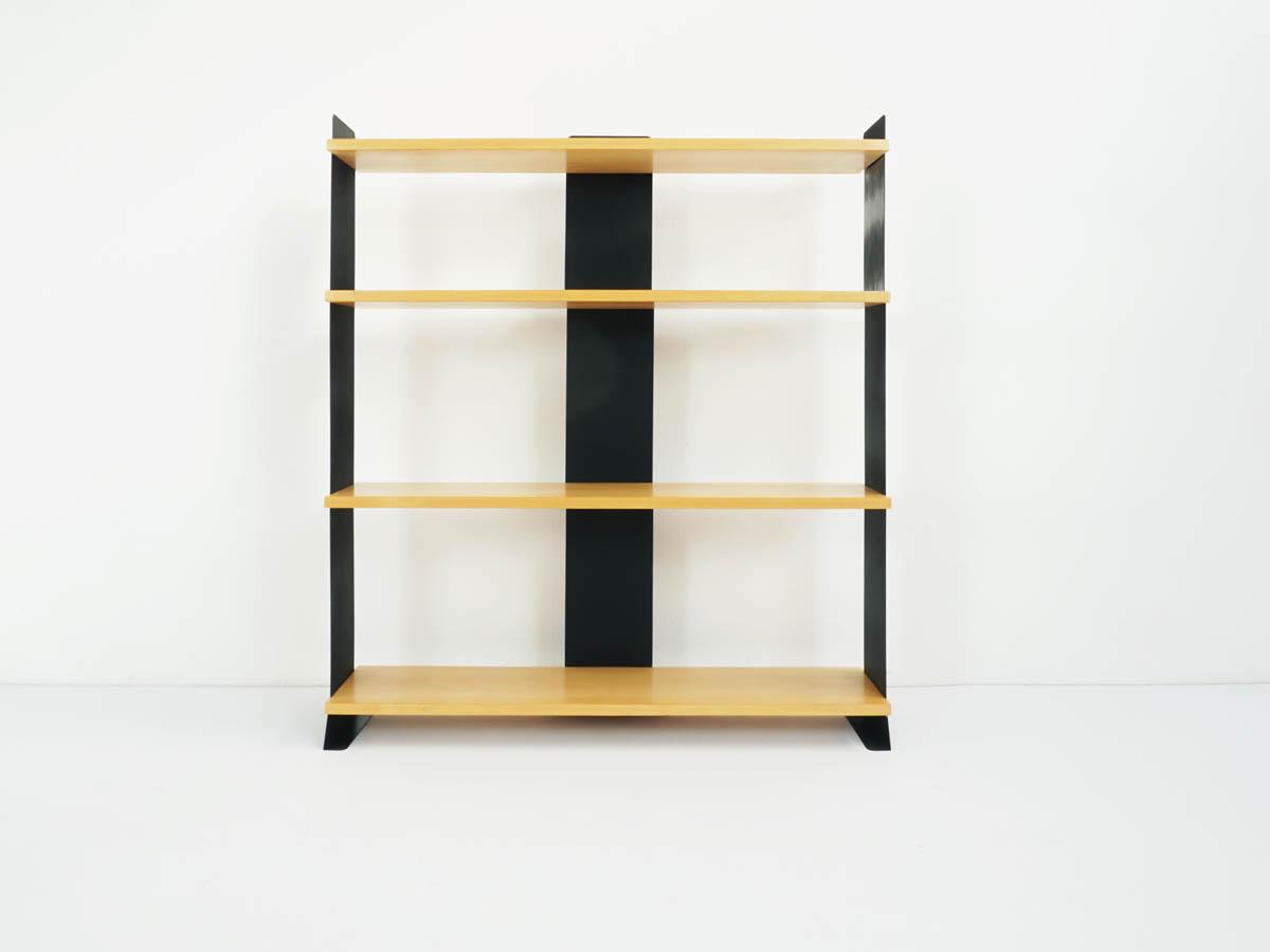 Libreria modulare Mod. 132, in Betulla