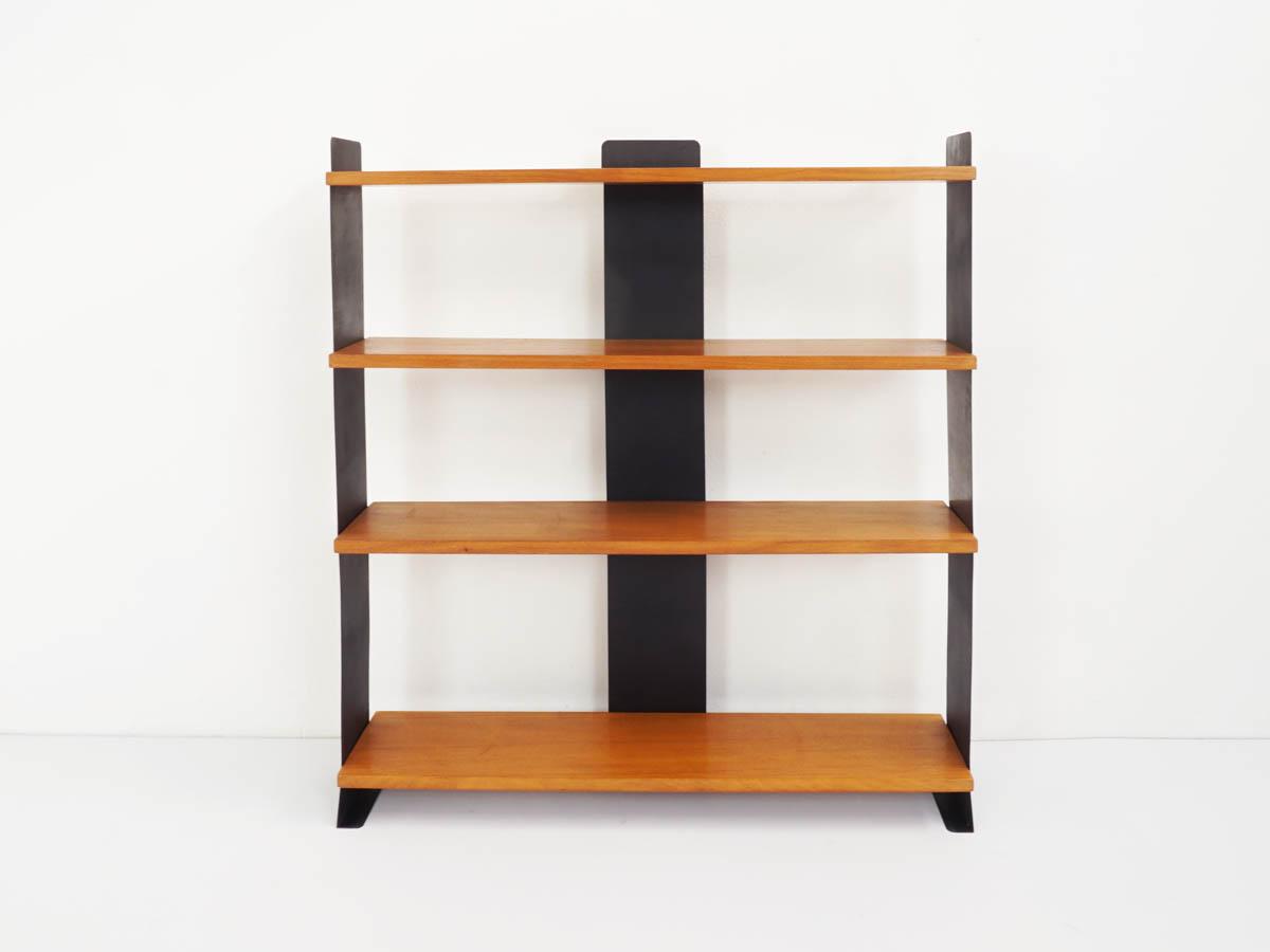 Walnut Modular bookshelf Mod. 132