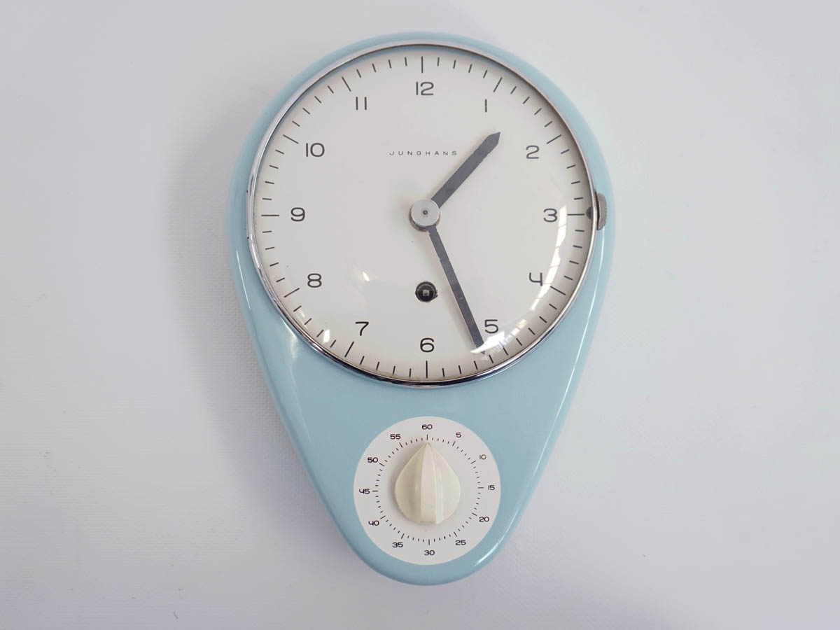 Ceramic wall clock