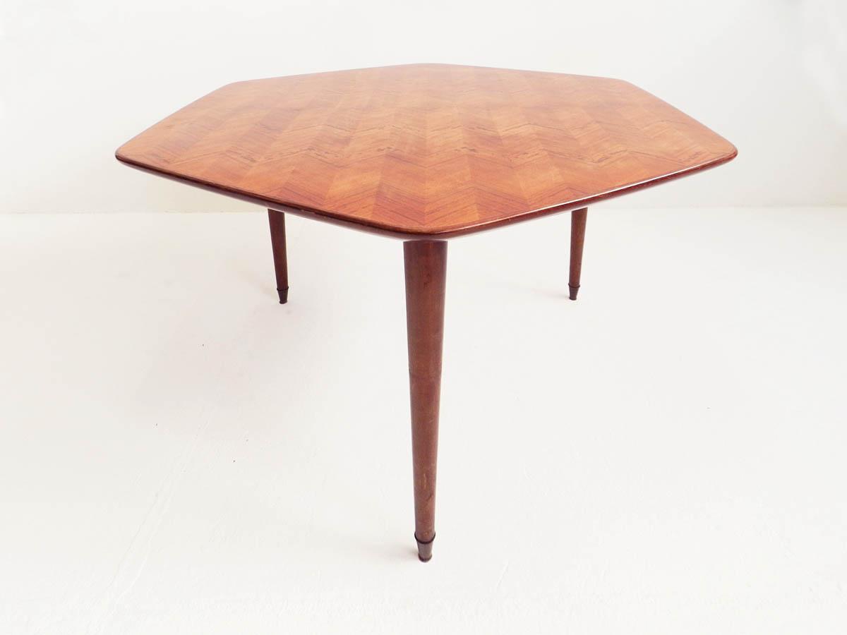 Italian Hexagonal Dining Table