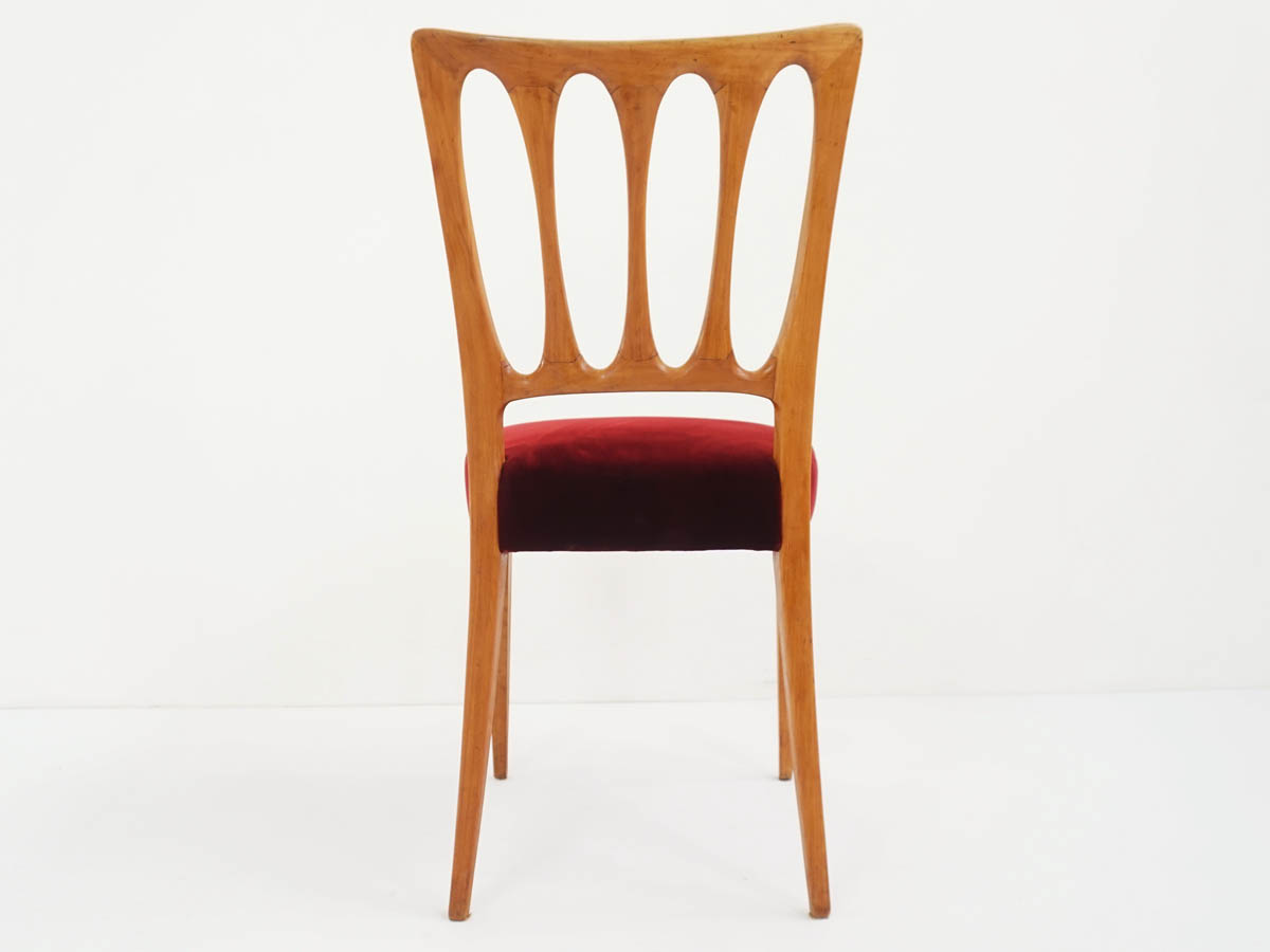 6 Elegant Dining Chairs