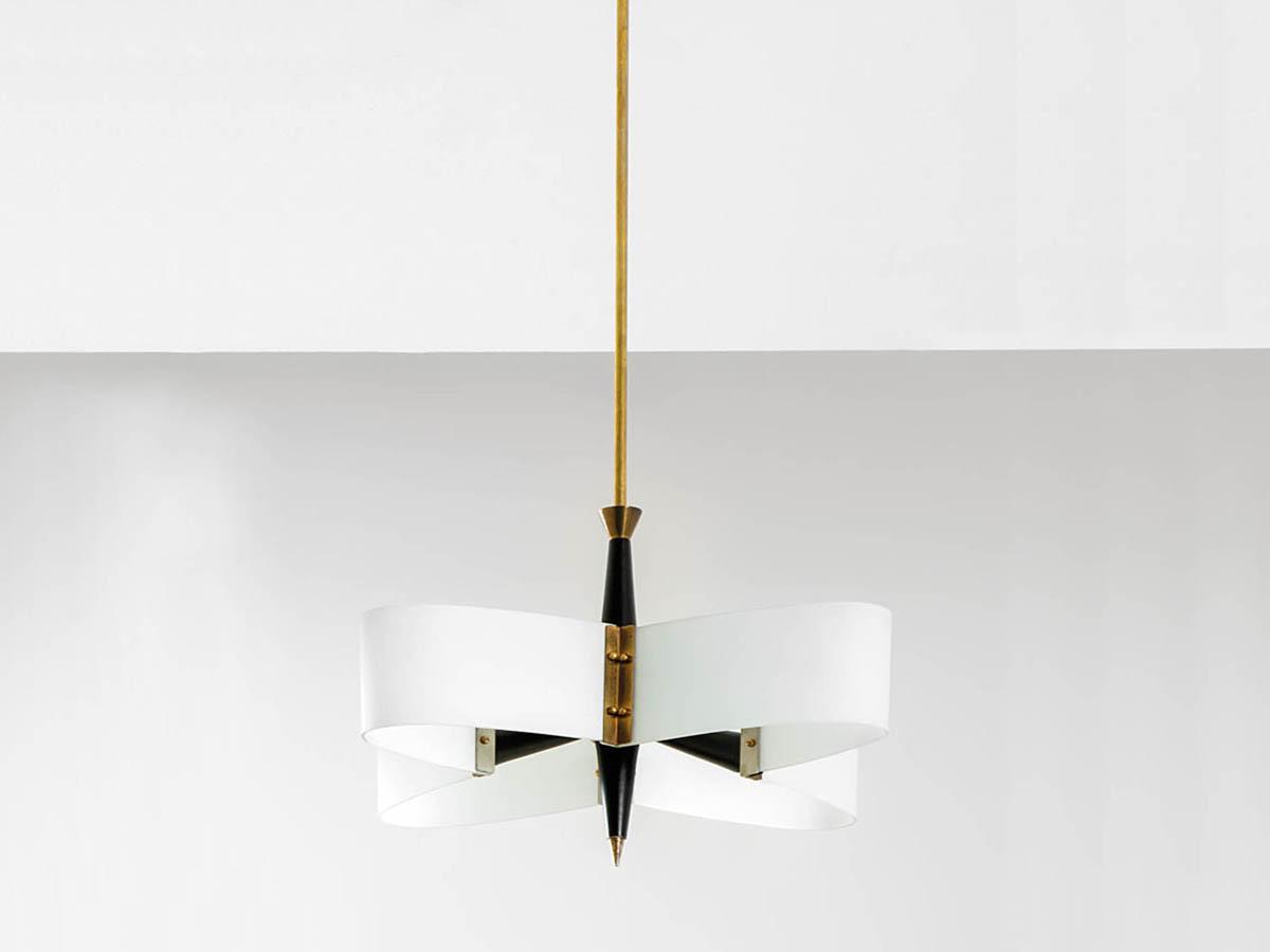 Italian Quadrifoglio Pendant Lamp
