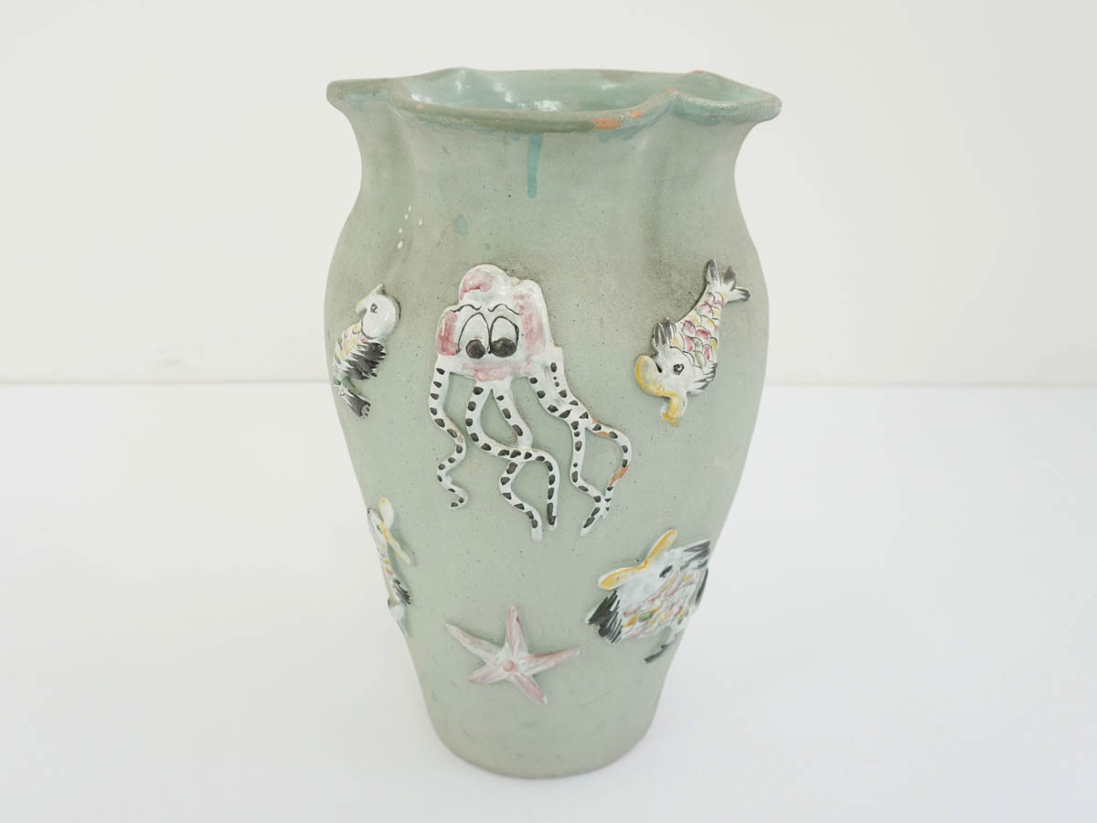 Big Ceramic Vase | Umbrella Stand