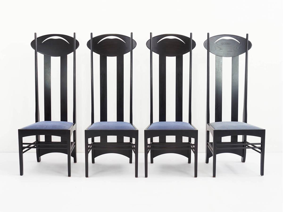 4 Argyle Chairs