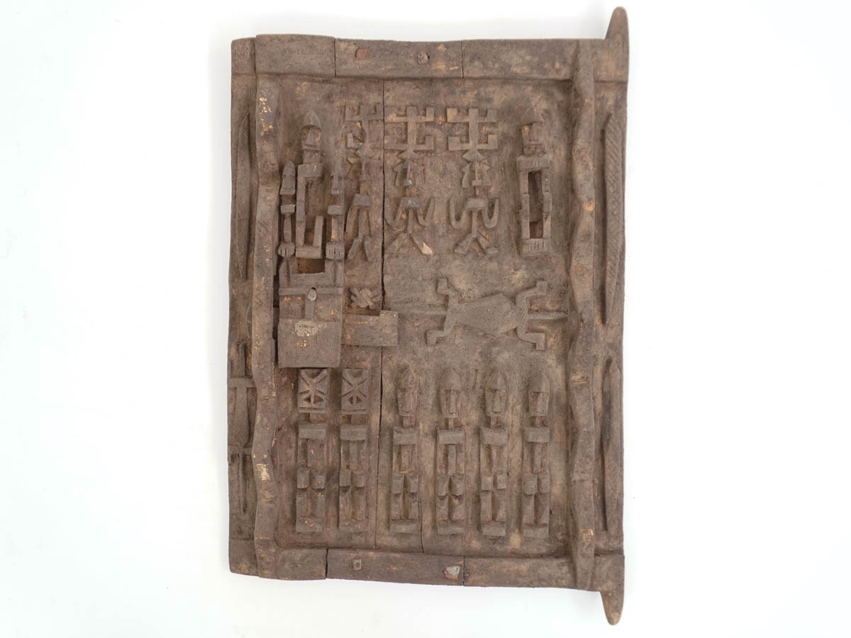 Mali Dogon Granary Door