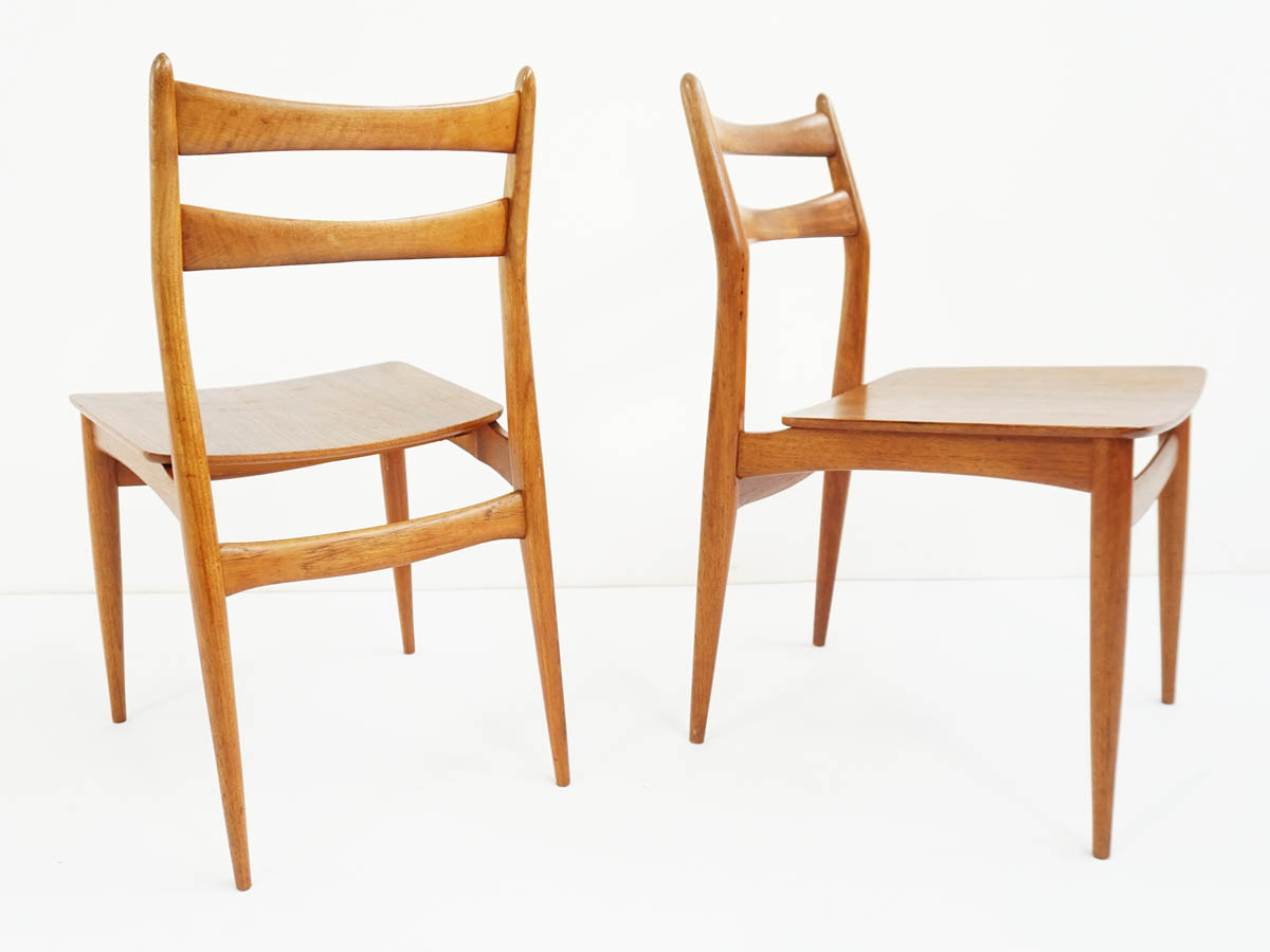 Pair of Danish Chairs
