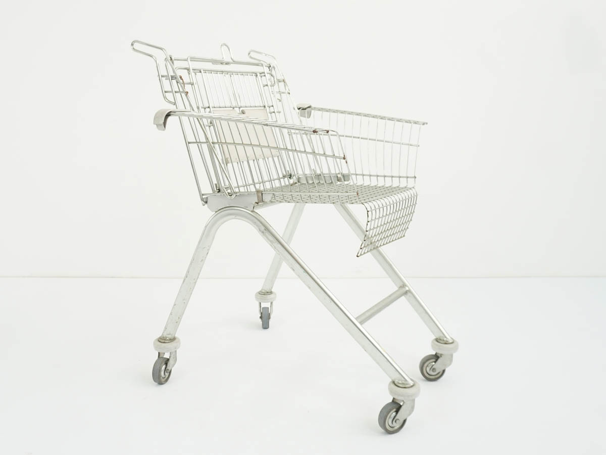 Collector Chair mod. Shopping Cart