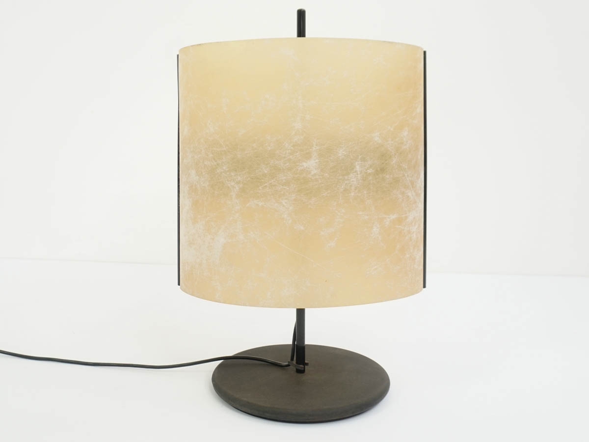 Parchment table lamp mod. Paralume