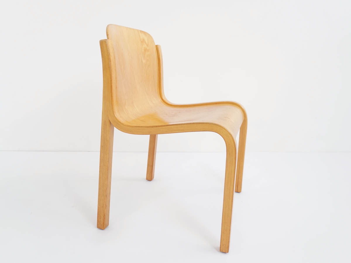 10 Set of Plywood Chairs for T70