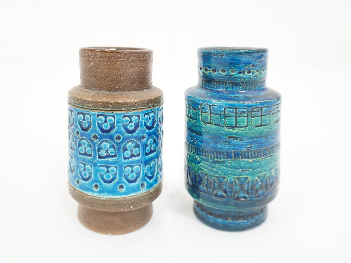 Pair of small Vases from the Serie Rimini