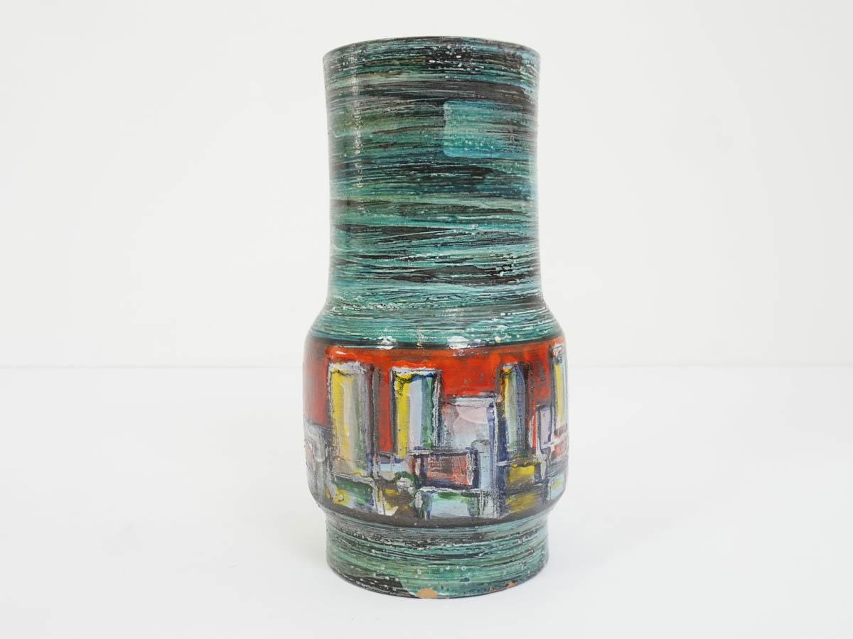 Regenschirmständer aus italienischer Keramik