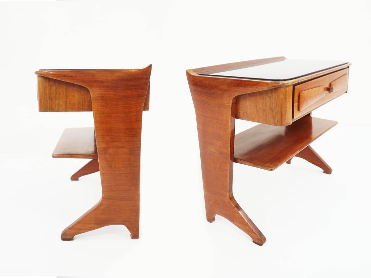 Elegant pair of Bed Side Tables